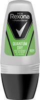 REXONA Men Déodorant Homme Bille Anti Transpirant Quantum Dry 48h - Product - fr