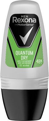 REXONA Men Déodorant Homme Bille Anti Transpirant Quantum Dry 48h - Product