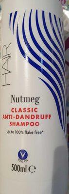 Classic anti dandruff shampoo - Product - en