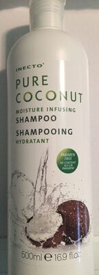 Pure coconut Shampooing hydratant - Product