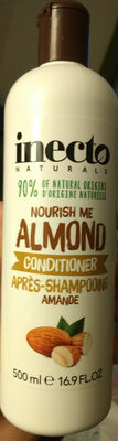 Nourish Me Almond Conditioner - Product