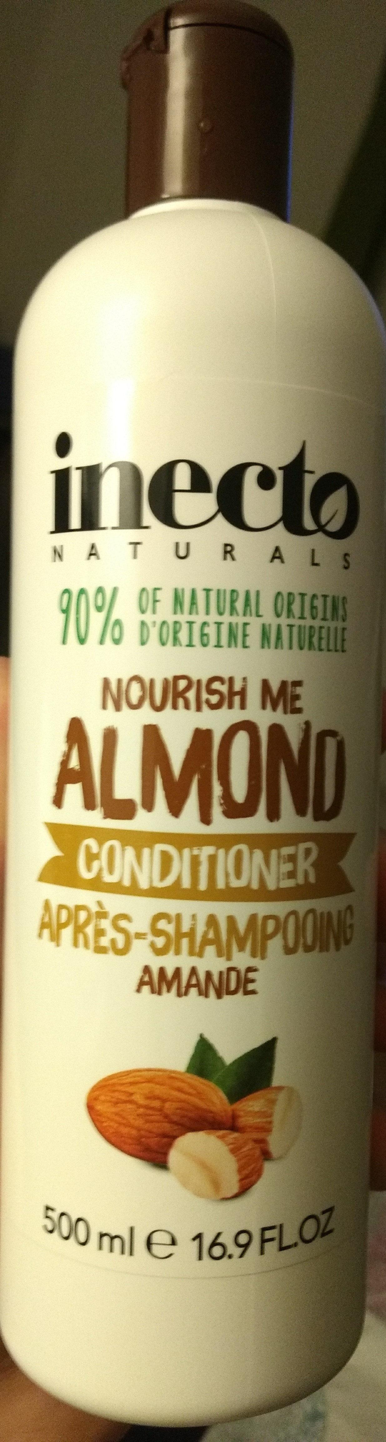Nourish Me Almond Conditioner - Product - en