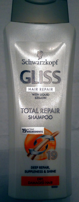 Gliss Hair Repair Total Repair Shampoo - Product - en