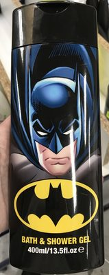Bath & Shower Gel Batman - Product - fr