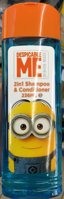 2in1 Shampoo & Conditioner Despicable Me - Product