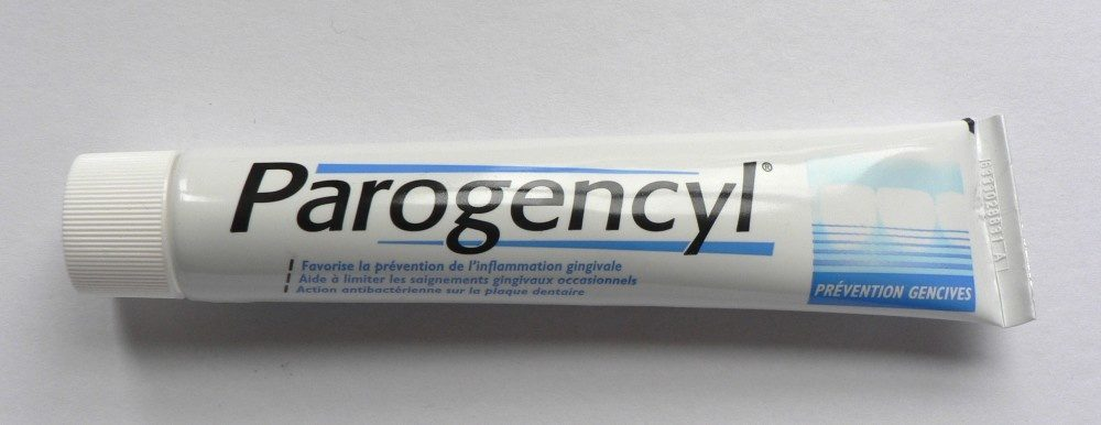 Parogencyl Prévention gencives - Product - fr