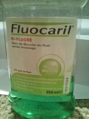 Bain de bouche au fluor après brossage - Produit - fr