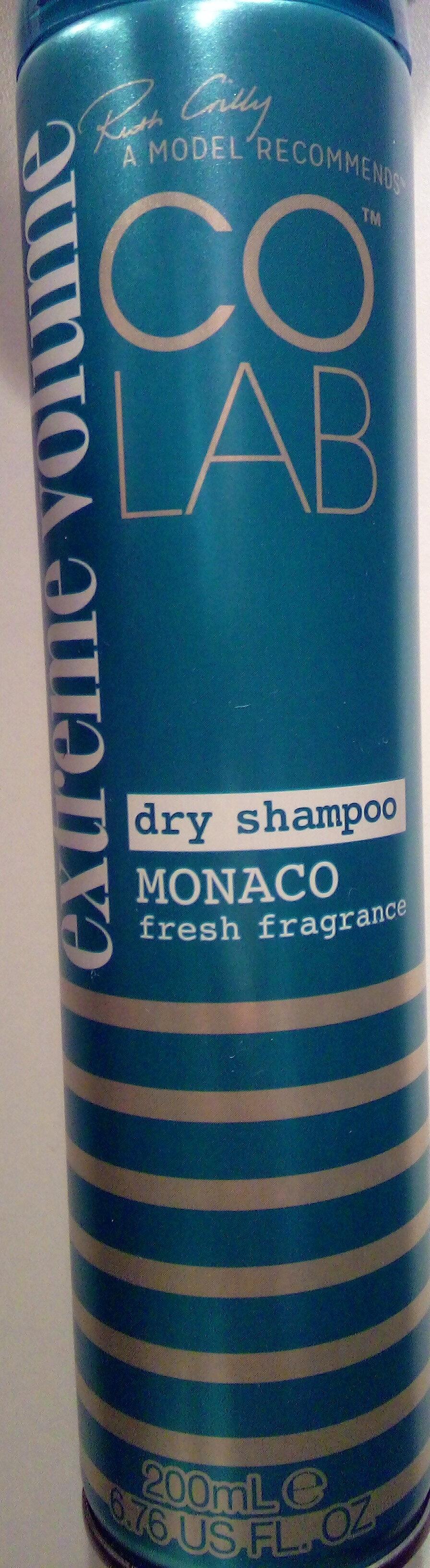 Shampooing sec Monaco - Product - fr