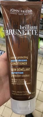 Brilliant Brunette Soin démêlant nutrition protection couleur - Produit