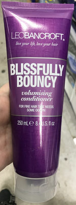 Blissfully Bouncy Volumising Conditioner - Product - en