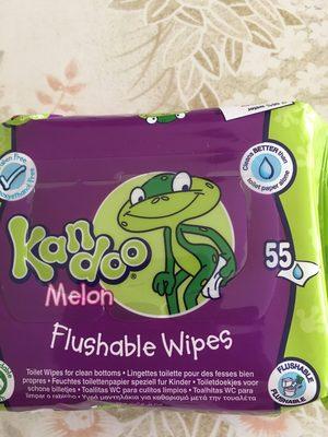 Lingettes toilette fesses bébé - Product - fr