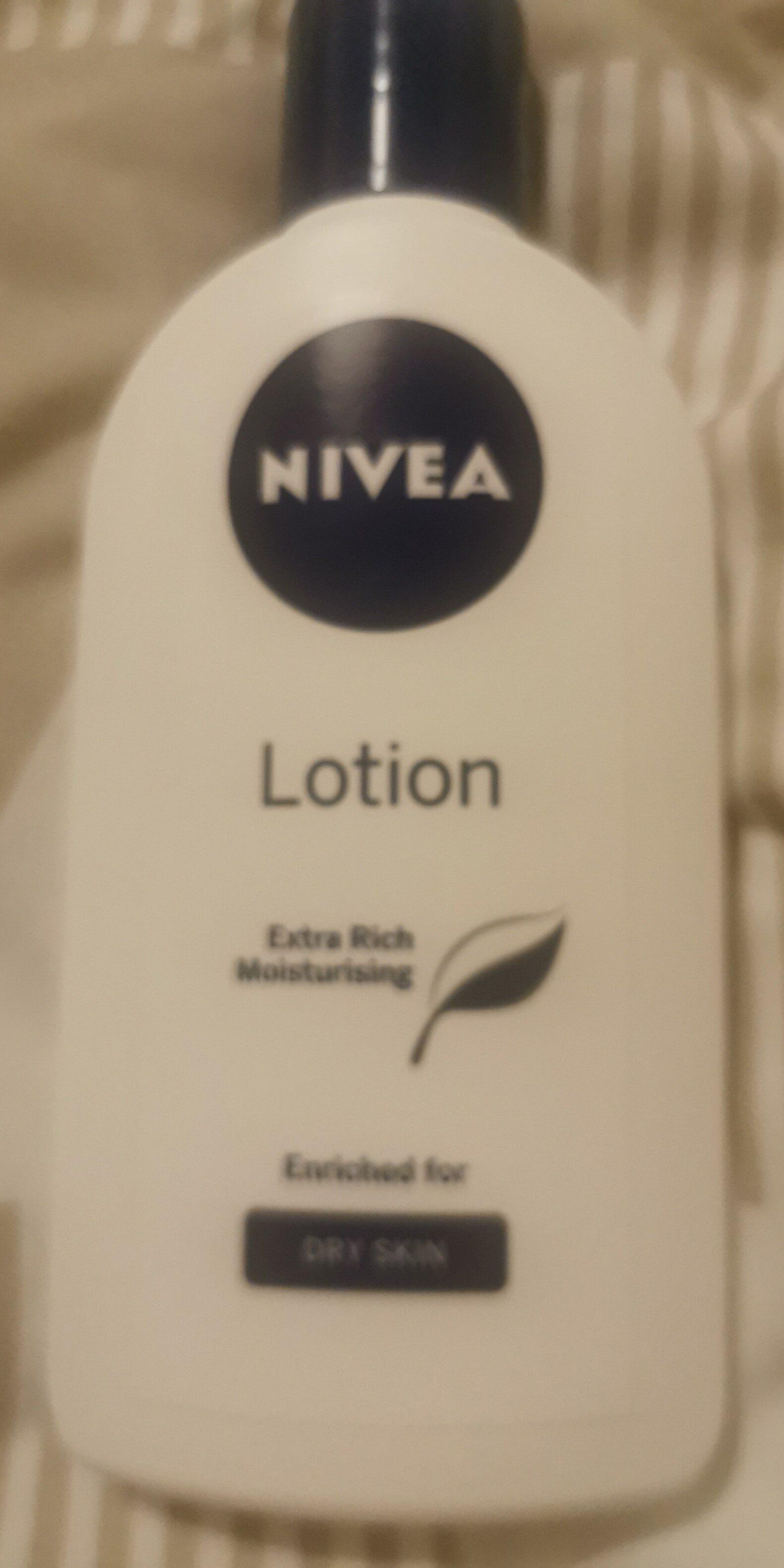Nivea Lotion - Product - en