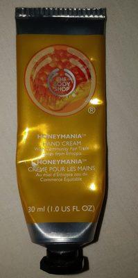 Honeymania crème pour les mains - 1