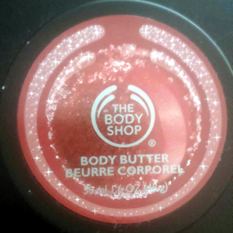 Canneberge givrée beurre corporel - Product