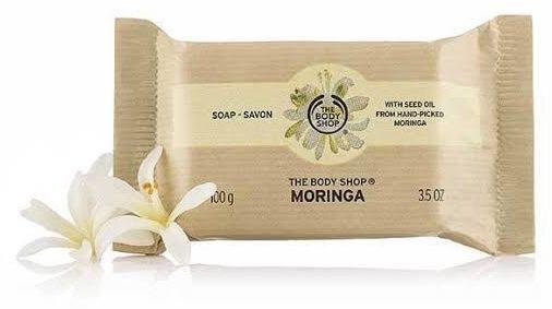 Soap Bar Moringa 100gr - Product - en