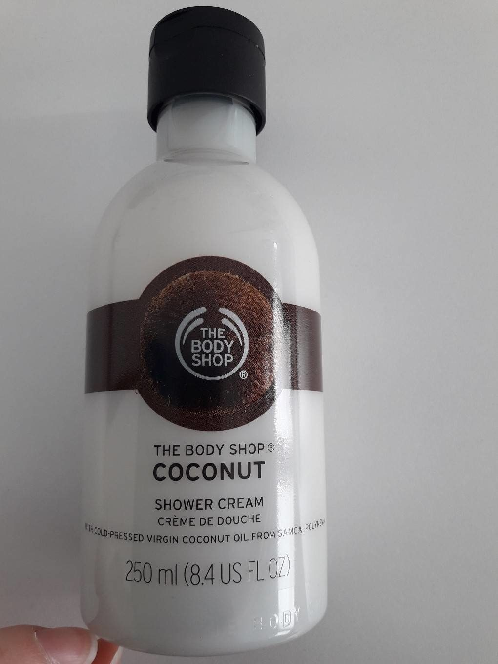 Coconut Bath Shower Gel / Cream - Produit - fr