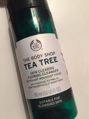 Tea Tree Skin Clearing Foaming Cleanser - Produit - fr