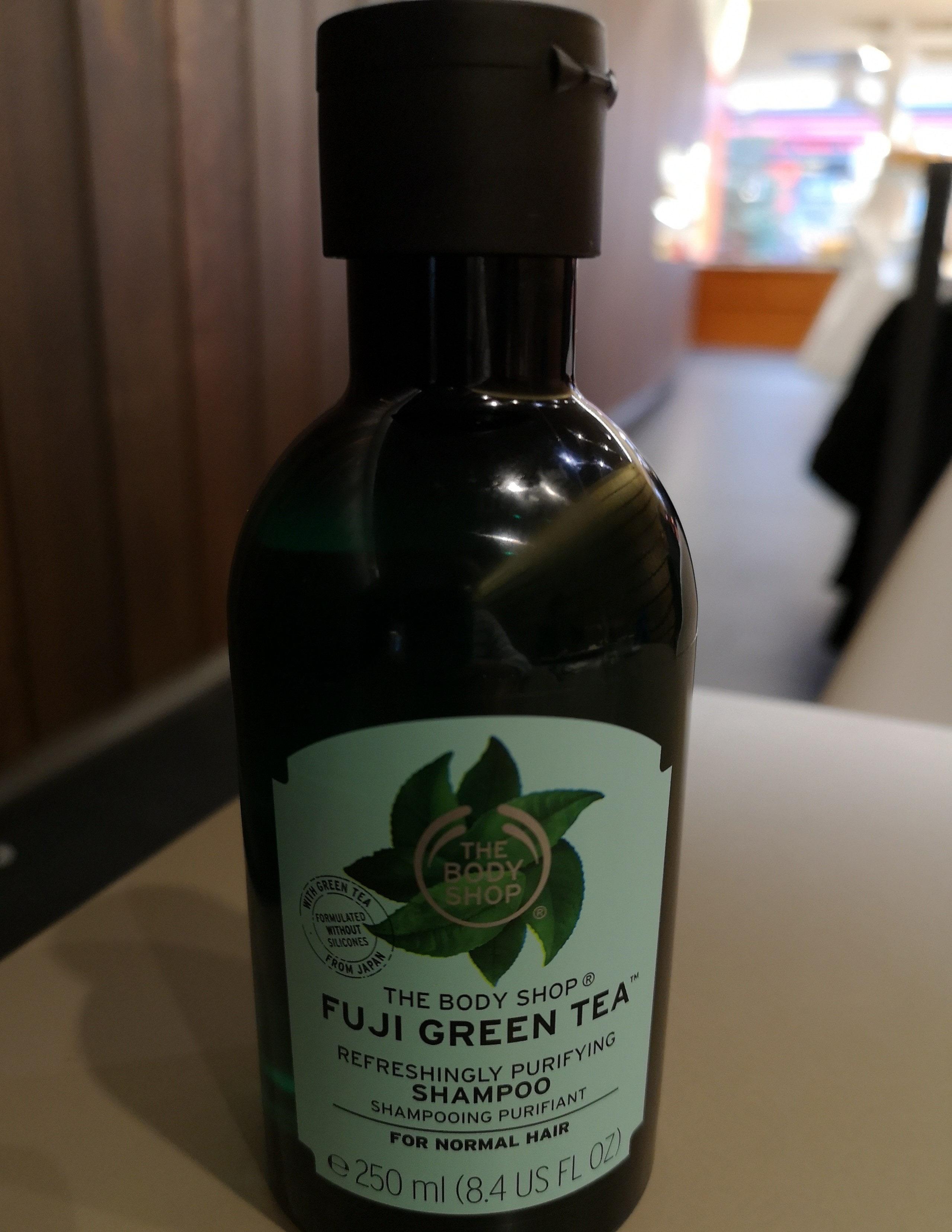 fuji green tea - Product