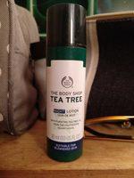 Tea tree night lotion - Product - fr