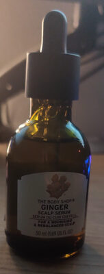 ginger scalp serum - Product - en