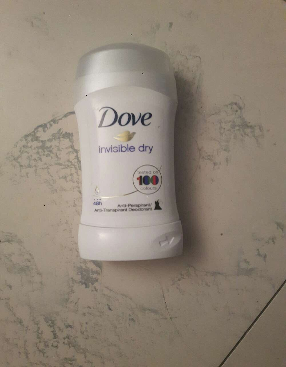 Invisible dry anti-transpirant - Product - en