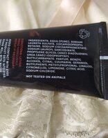 Pre colour shampoo - Ingrédients - en