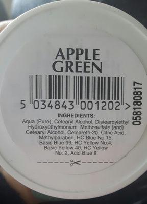 Directions Apple green - Product - de