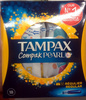 Tampax compak pearl - Product
