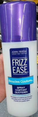 Frizz Ease Boucles Couture Spray coiffant quotidien - Product