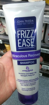 Frizz Ease Miraculous Recovery Shampoo - Product