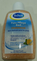 Scholl Fuß Pflege Bad - Product - de
