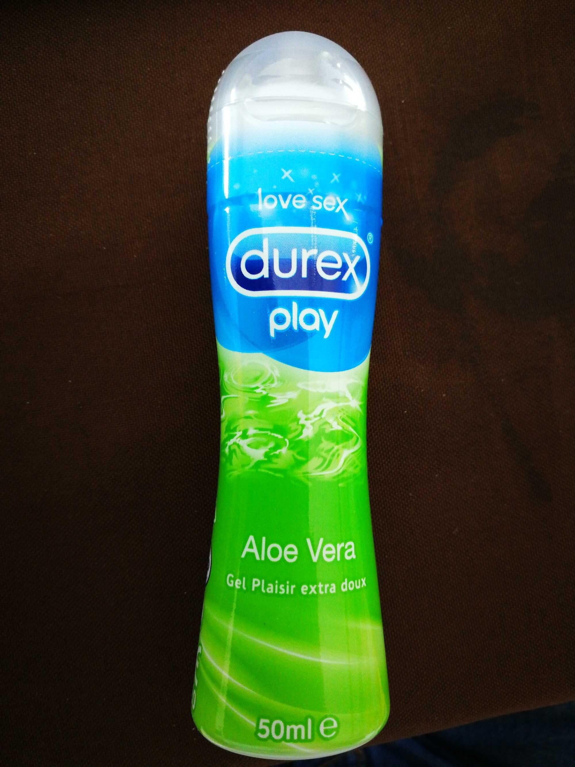 Durex play aloe Vera gel plaisir extra doux - Product - fr