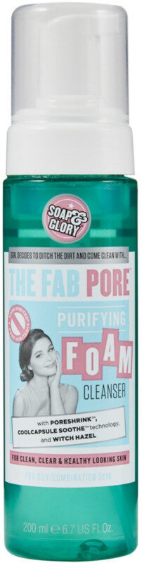The Fab Pore Purifying Foam Cleanser - Product - en