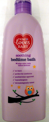 Soothing Bedtime Bath - Product