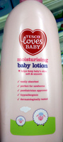 Moisturising baby lotion - Product - en
