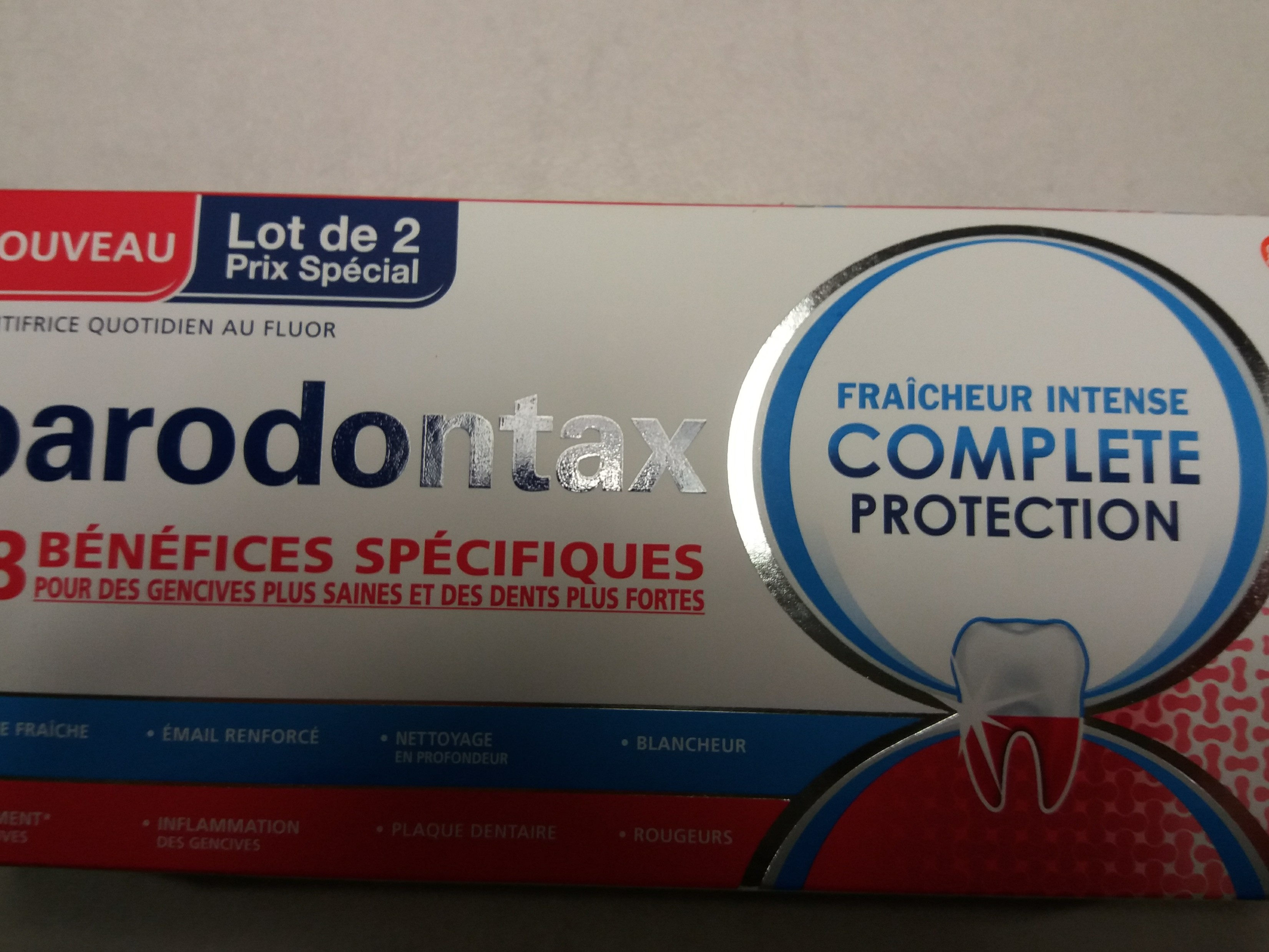 parodontax - Produit - fr