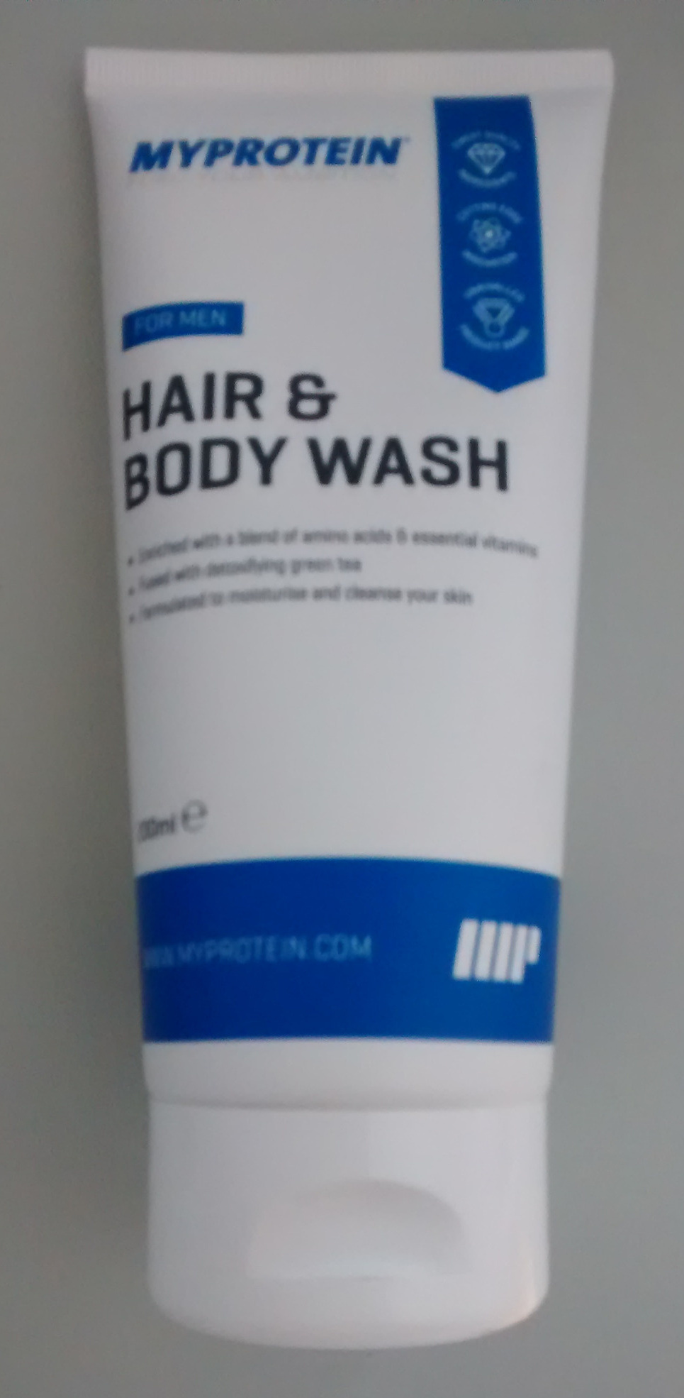 Hair & body wash - Product