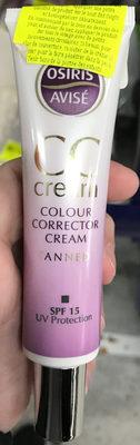 CC Cream Tanned SPF 15 - Produit