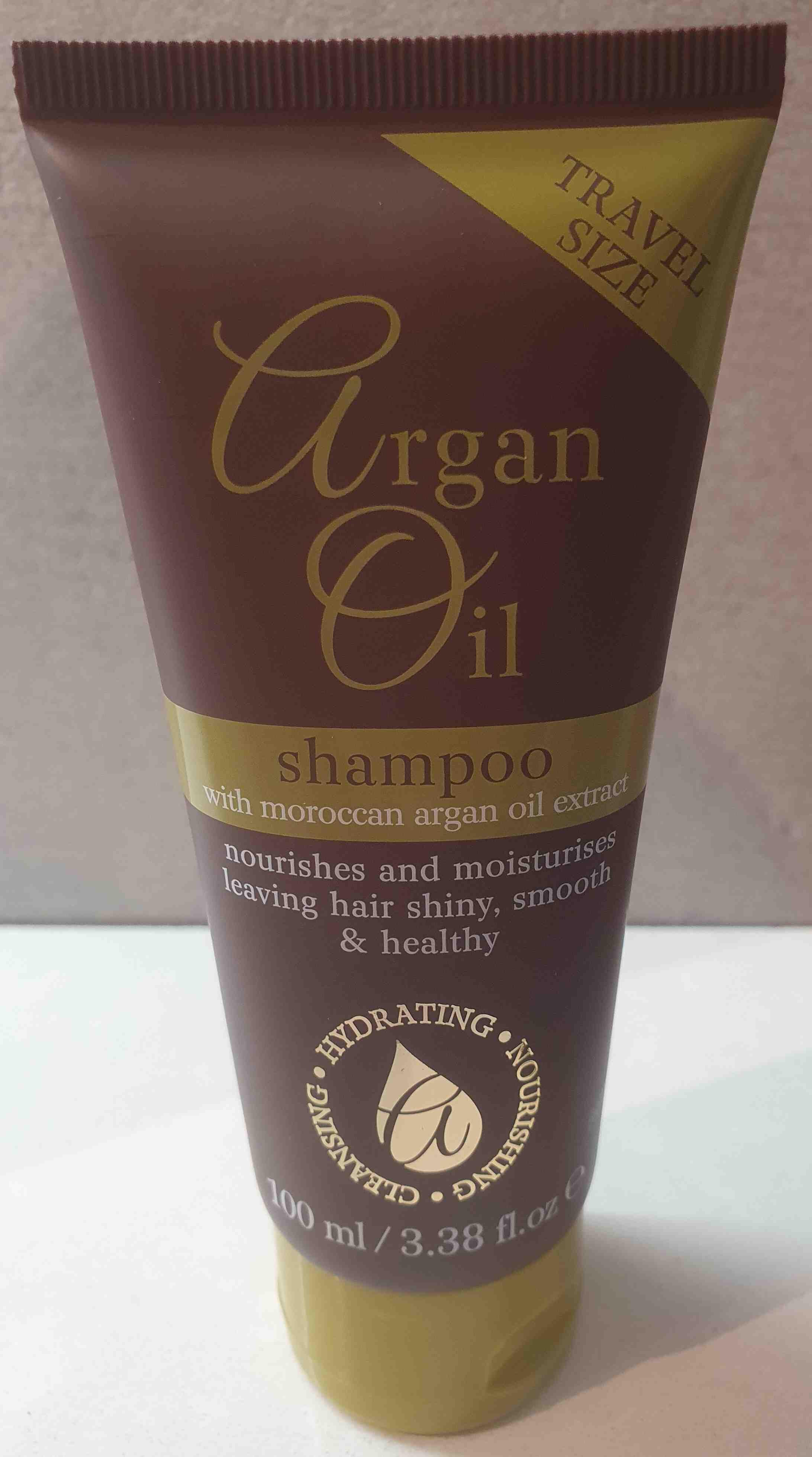 argan oil travel size shampoo - Product - en