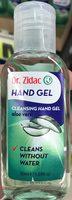 Hand Gel Aloe Vera - Produit - fr