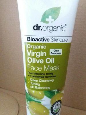 Face mask virgin olive oil - Produit