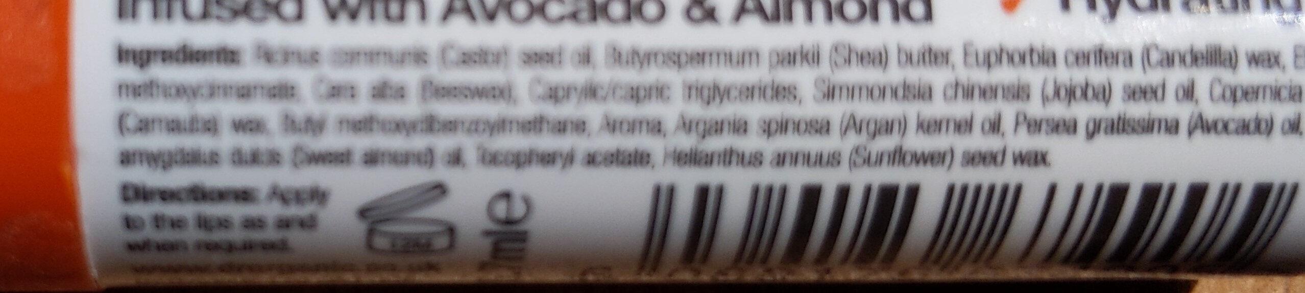 Organic Moroccan Argan Oil - Ingredients - en