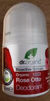 Organic Rose Otto - Product - en