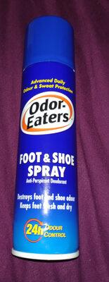 Foot & Shoe Spray Deodorant - Product - en