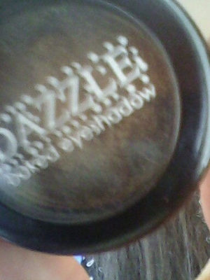 dazzel baked eye shadow - Product