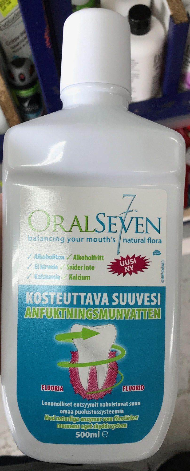 Bain de bouche - Product