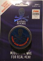 Classic Blend Moustache Wax - Produit