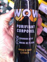 Purifiant corporel - Produit