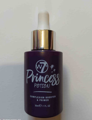princess potion w7. complexion booster - Product