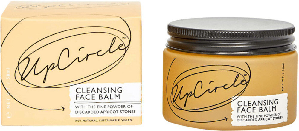 Cleansing Face Balm With Apricot Powder - Product - en